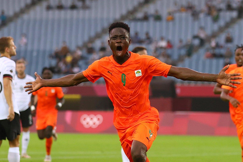 Dramblio Kaulo Kranto futbolininkai žengė į kitą etapą.<br>Reuters/Scanpix nuotr.