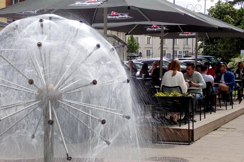Ateityje restoranams norint prisivilioti klientus teks pasistengti dar labiau.<br>V.Ščiavinsko nuotr.