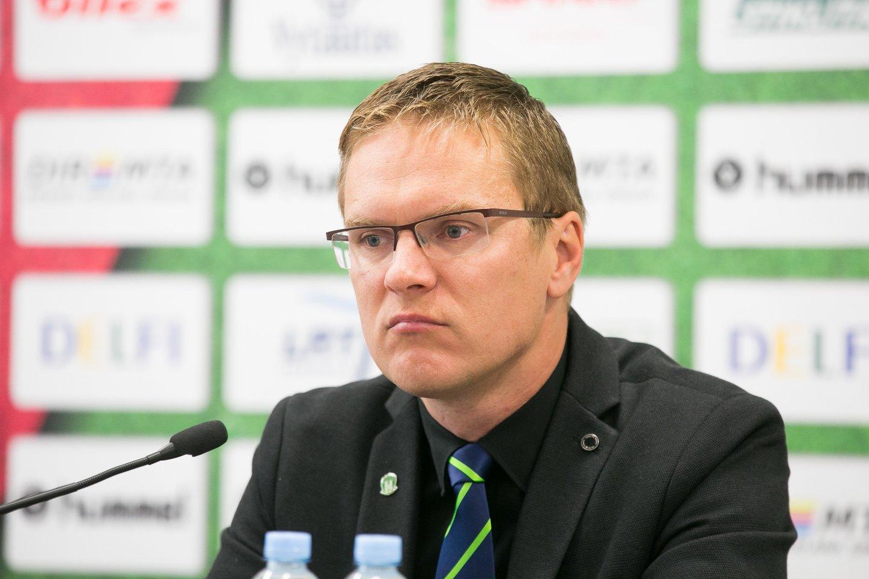 Valdas Dambrauskas<br>T.Bauro nuotr.