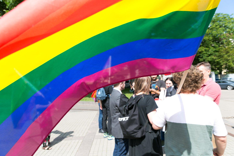 Kaune siekiama surengti pirmąsias LGBT eitynes.<br>T.Bauro asociatyvi nuotr.