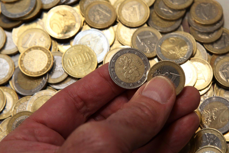 Finansų ministerijos duomenimis, sausio-birželio mėn. valstybės biudžetas ir savivaldybių biudžetai pajamų gavo 27,7 proc. daugiau nei 2020 m.<br>M.Patašiaus nuotr.