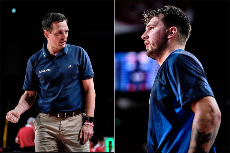 A.Sekuličius ir L.Dončičius.<br>FIBA nuotr. koliažas.