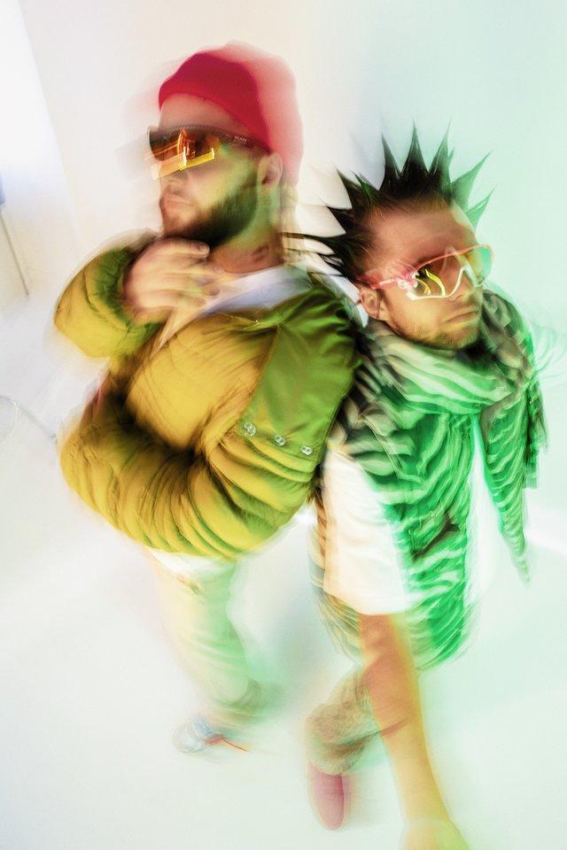 Grupė pristatė naują dainą.<br>Pranešimo siuntėjų nuotr.