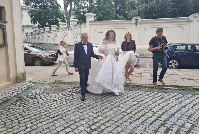 Vestuvių akimirkos.<br>Lrytas.lt nuotraukos.