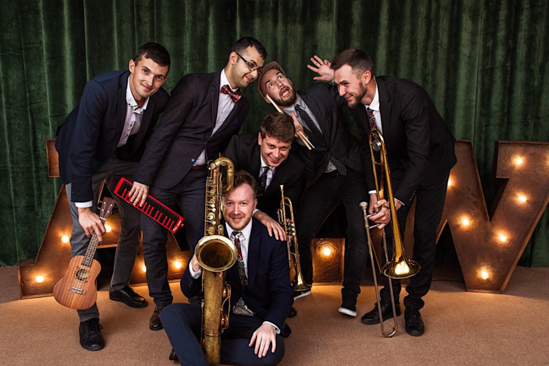 The Schwings Band.<br>Organizatorių nuotr.