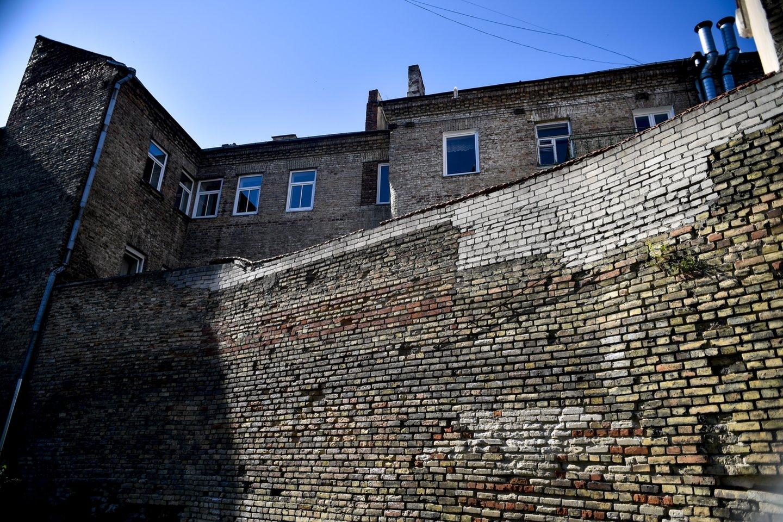10 tūkst. eurų už kv. m sostinės senamiestyje – tokia kaina jau po poros metų prognozuojama būstą čia panorusiems įsigyti pirkėjams.<br>V.Ščiavinsko nuotr.