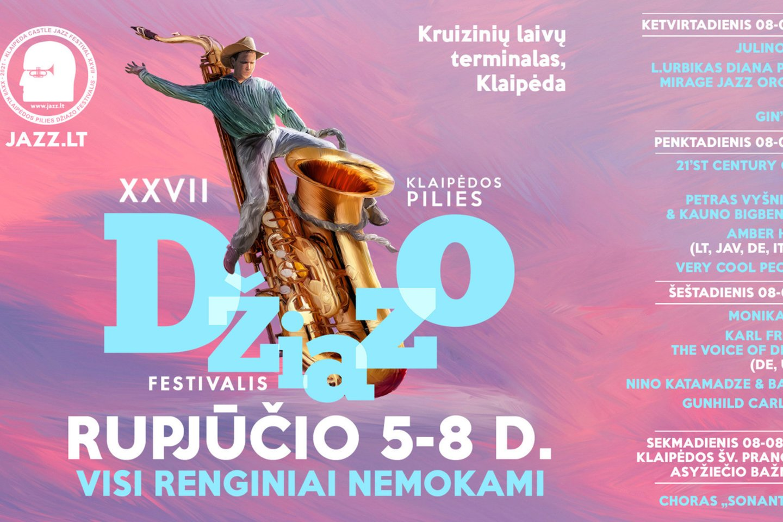 KPJ festivalio programa.<br>Organizatorių nuotr.