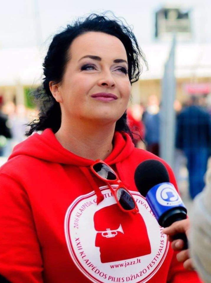 Inga Grubliauskienė<br>Organizatorių nuotr.