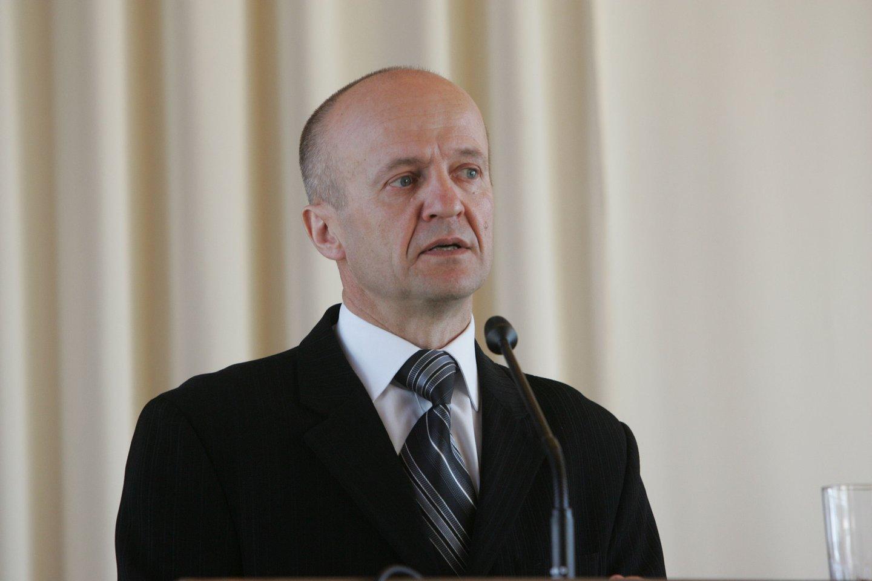 Prienų meras Alvydas Vaicekauskas.<br>A.Barzdžiaus nuotr.