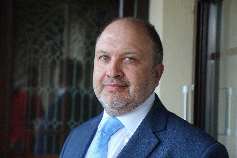 """""""Linava""""generalinis sekretorius Zenonas Buivydas.<br>Pranešimo nuotr."""