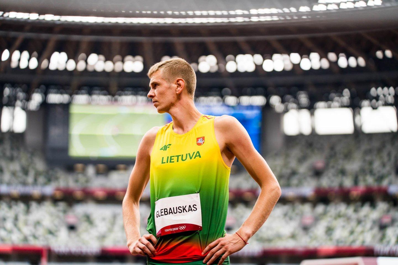 A.Glebauskui nepavyko patekti į finalą.<br>K.Štreimikio/LTOK nuotr.