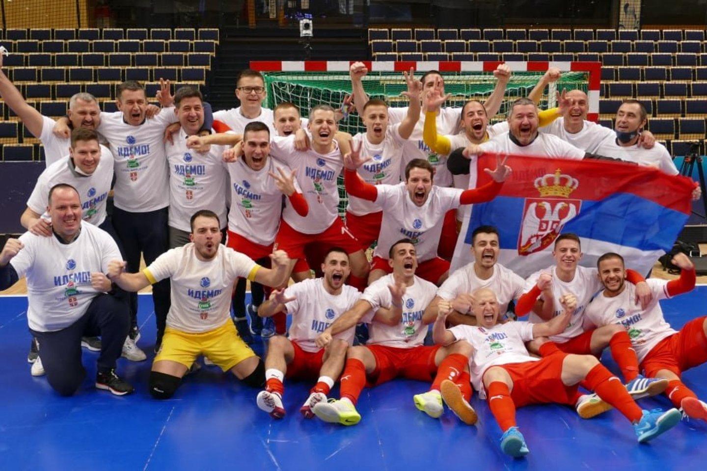 Serbija pirmą kartą pasaulio čempionate dalyvavo 2012-aisiais.<br>FIFA nuotr.