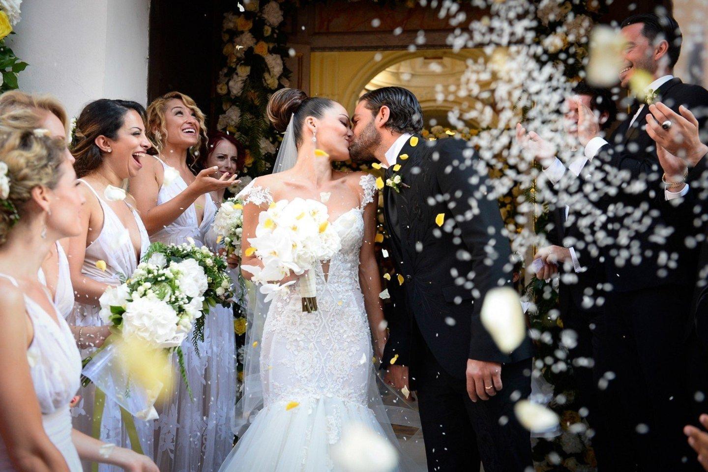 Andros ir Nino vestuvės.<br>Asmeninio archyvo nuotr.