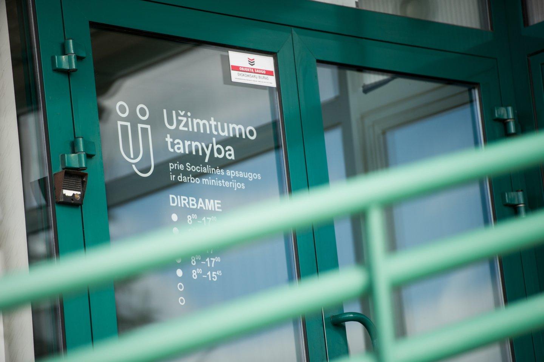 Nedarbas birželį Lietuvoje buvo mažesnis nei vidutiniškai ES šalyse.<br>D.Umbraso nuotr.