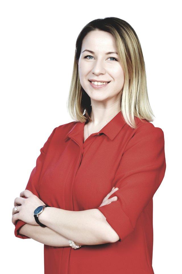 Ingrida Mereckaitė.<br>VDU nuotr.