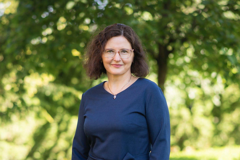 Lina Kaminskienė.<br>VDU nuotr.