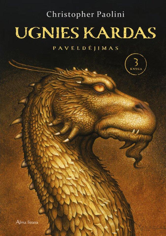 Prieš dešimtmetį amerikietis Christopheris Paolini Guinnesso rekordų knygoje buvo įrašytas kaip jauniausias knygų serijos-bestselerio autorius.<br>Leidėjų nuotr.