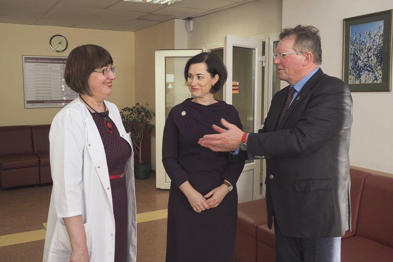 Jurga Misevičiene, Pagalbos onkologiniams ligoniams asociacijos (POLA) valdybos narė<br>POLA nuotr.