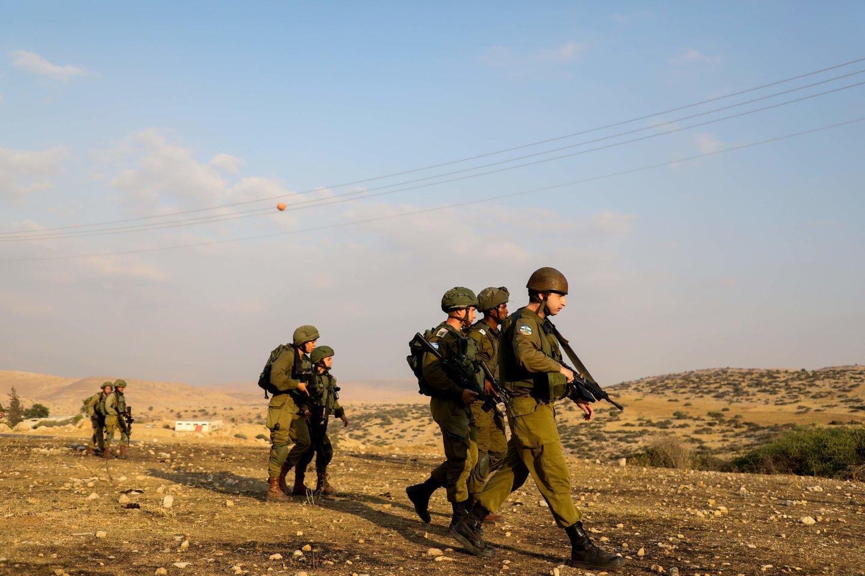 Vakarų Krante per susirėmimus su Izraelio kariais sužeista apie 270 palestiniečių.<br>ZUMAPRESS/Scanpix nuotr.