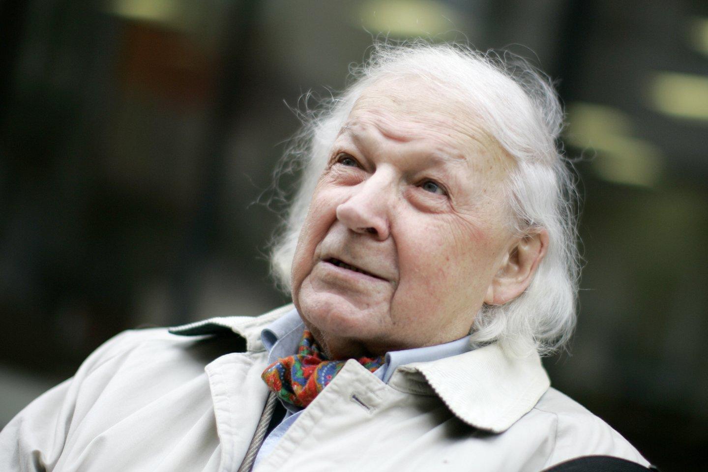 Algimantas Mockus – lietuvių kino operatorius ir režisierius<br>R.Danisevičiaus nuotr.