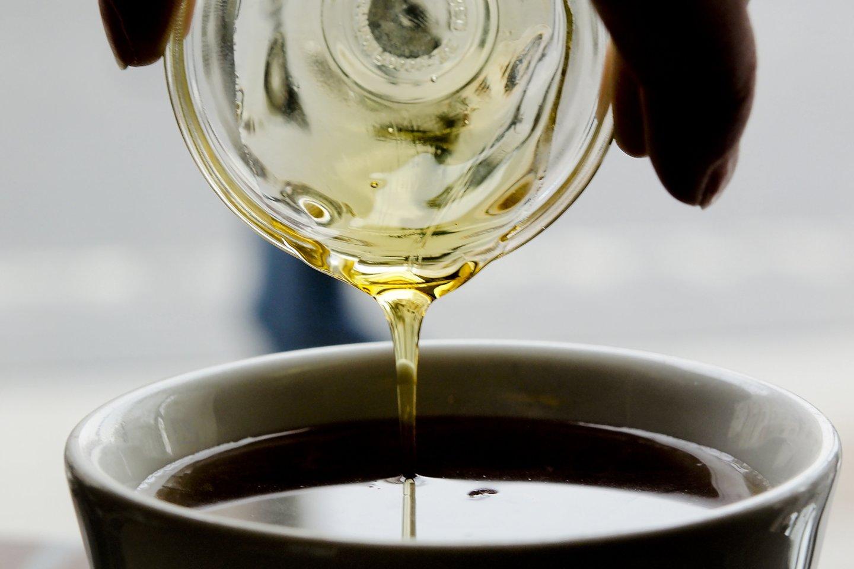 Medaus supirkėjai irgi pritaria – laukiama rekordinio derliaus.<br>V.Ščiavinsko nuotr.