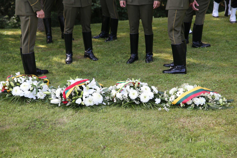 Lietuvoje minimos 30-osios Medininkų žudynių metinės.<br>R.Danisevičiaus nuotr.