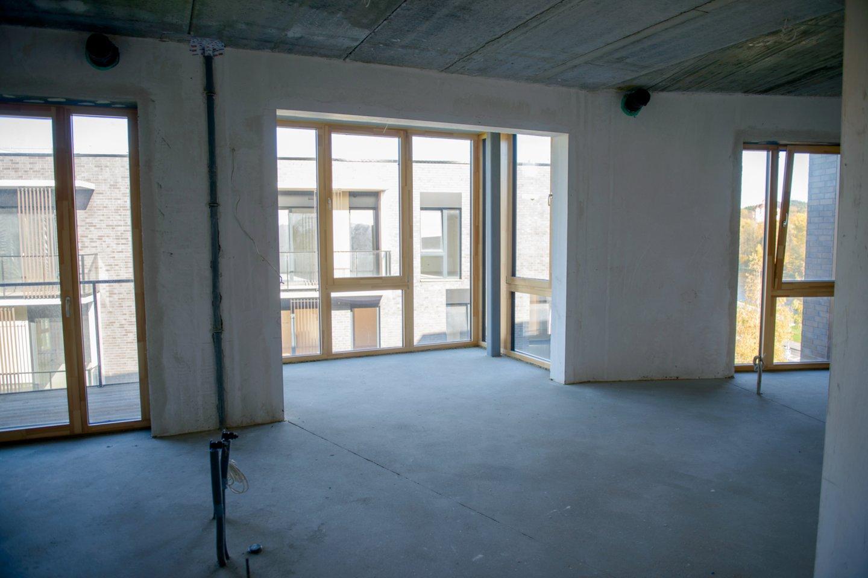 10 tūkst. eurų už kv. m sostinės senamiestyje – tokia kaina jau po poros metų prognozuojama būstą čia panorusiems įsigyti pirkėjams.<br>J.Stacevičiaus nuotr.