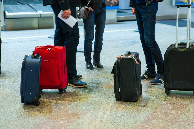 Lietuviai aktyviai vyksta atostogų į užsienį.<br>V.Ščiavinsko nuotr.