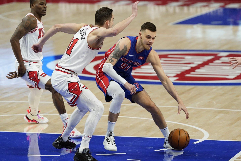 Deividas Sirvydis atleistas iš NBA klubo.<br>Reuters/Scanpix.com nuotr.