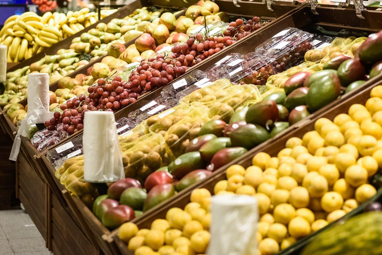 Lietuviškas prekes tautiečiai sieja su ekologija.<br>D.Umbraso nuotr.