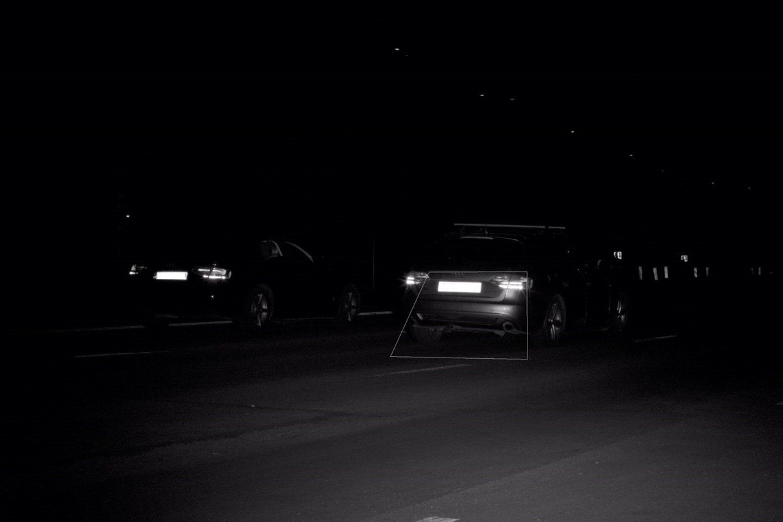 Per savaitę Kelių patrulių kuopos pareigūnai mobiliaisiais greičio matavimo prietaisais užfiksavo 658 greičio viršijimo atvejus.<br>Pranešėjų spaudai nuotr.
