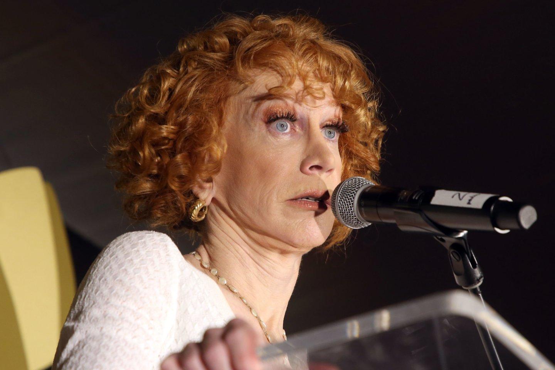 Kathy Griffin<br>Scanpix/CAP nuotr.