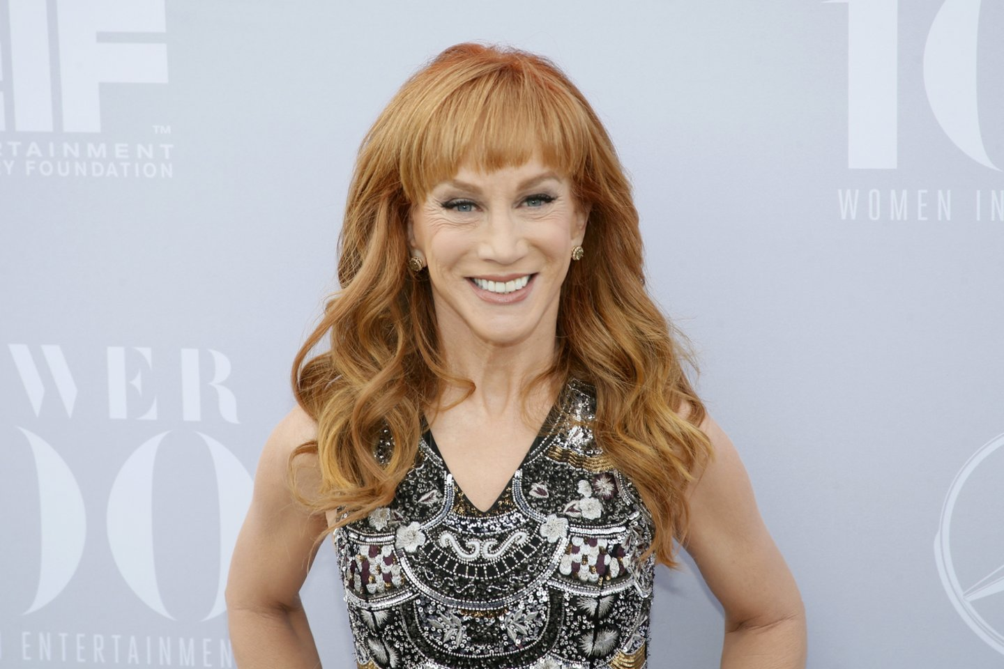 Kathy Griffin<br>Scanpix/RS nuotr.
