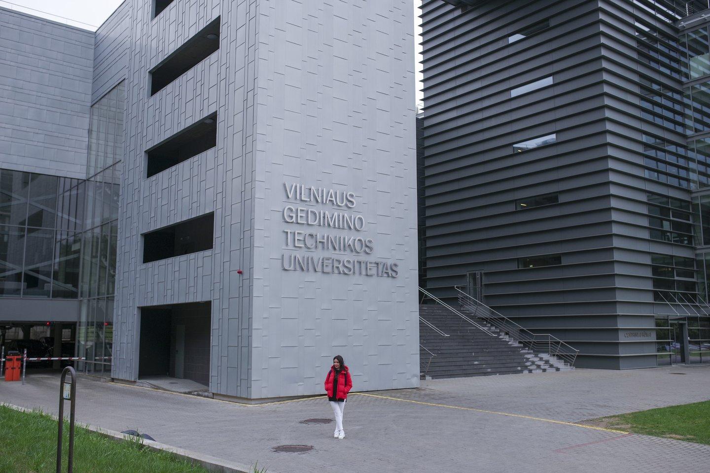 Vilniaus Gedimino technikos universitetas (Dabar–VILNIUS TECH)<br>V.Ščiavinsko nuotr.
