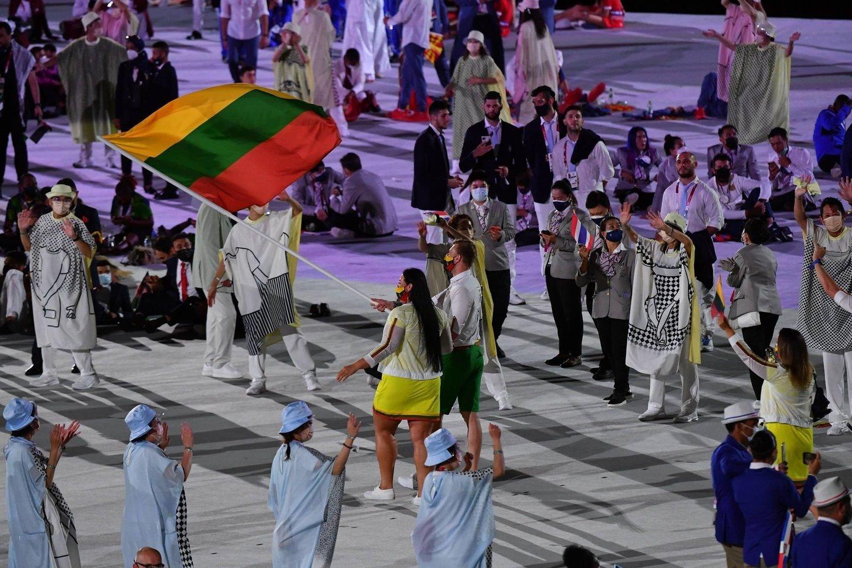 Lietuvoje gyvenantį vyrą papiktino Vokietijoje šaknis įleidusio giminaičio replika apie tautiečių pasirodymą Tokijo olimpiadoje.<br>A. Pladžio nuotr.