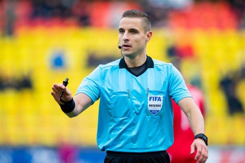 UEFA Konferencijų lygos atrankos varžybose dirbs Lietuvos teisėjų brigada.<br>LFF nuotr.