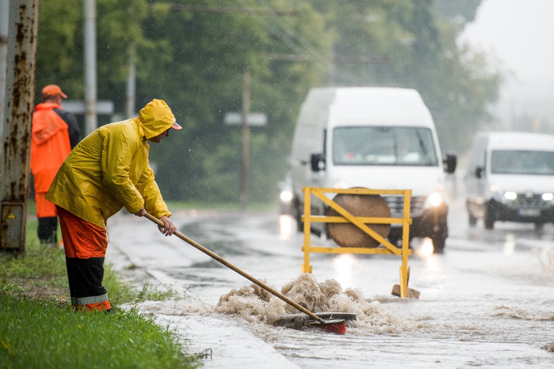 Draudimo kompanijoms potvyniai kainuos milijardus.<br>D.Umbraso nuotr.