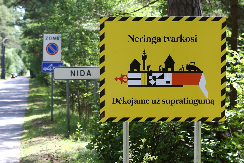 Po vasaros atostogų Kuršių nerijoje ne vienas pasvajoja apie galimybę persikelti į šį unikalų gamtos kampelį.<br>G.Šiupario nuotr.