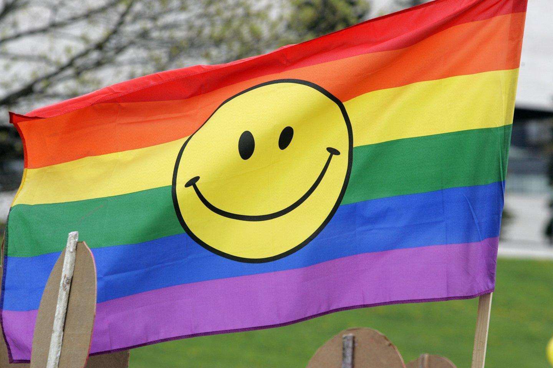 Artėjant LGBT eitynėms Kaune – pareigūnų baimė dėl saugumo, nors Laisvės alėja yra mačiusi visko.<br>V.Balkūno nuotr.