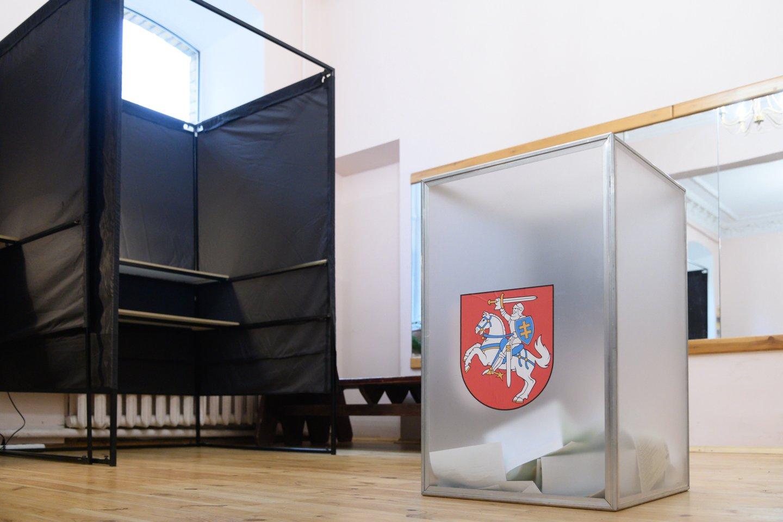 Paaiškėjo pretendentų į kandidatus sąrašai Kelmės ir Trakų merų rinkimuose.<br>V.Skaraičio nuotr.