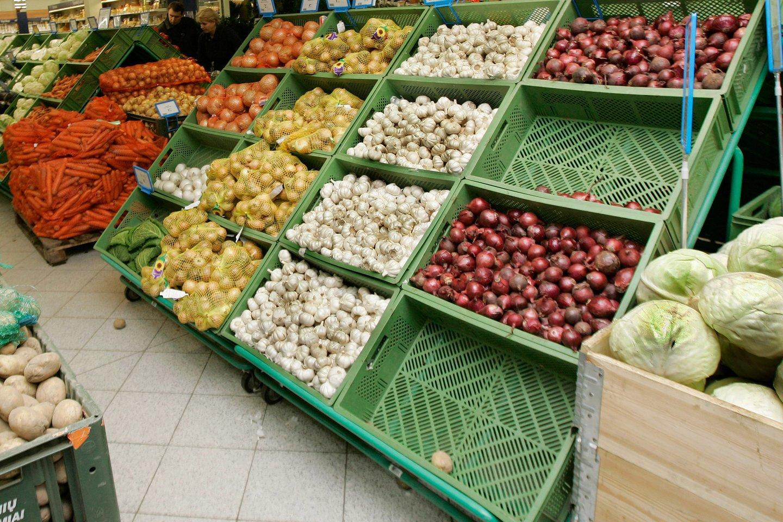 """Bulvių augintojams sutrukdė nepalankios oro sąlygos.<br>""""Lietuvos ryo"""" archyvo nuotr."""