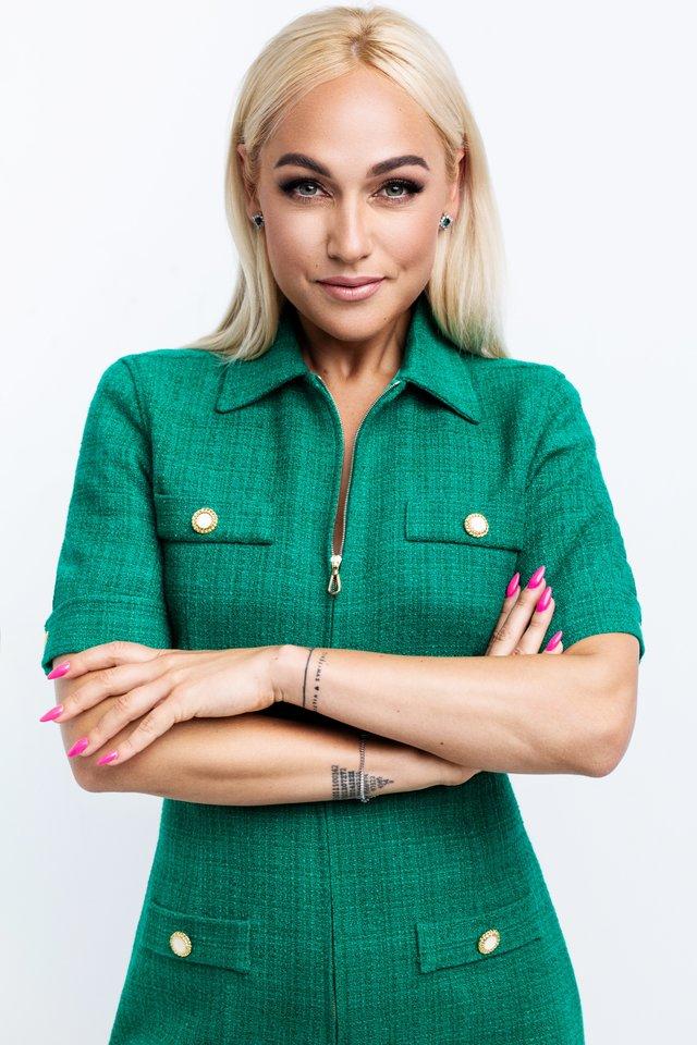 Indrė Stonkuvienė.<br>N.Bieranco nuotr.