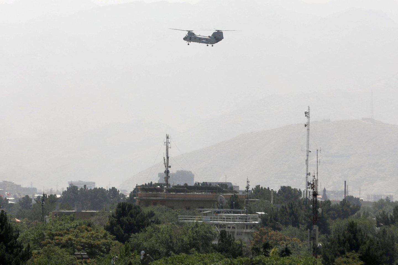 Po įvykių Afganistane labiausiai sunerimo moterys ir mergaitės.<br>Reuters/Scanpix nuotr.