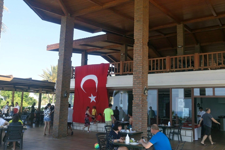 Akimirkos iš kelionės Turkijoje, Sidės mieste.<br>Autorės nuotr.