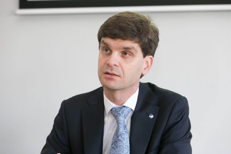 Ignas Vėgėlė<br>T.Bauro nuotr.