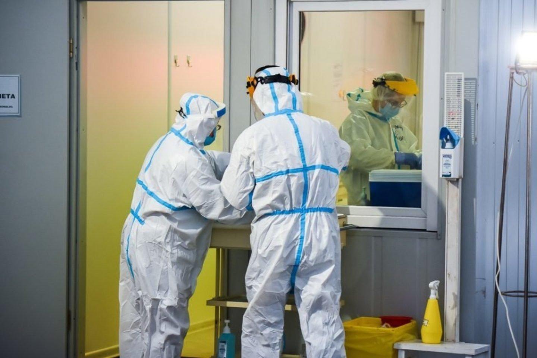 Lietuvoje toliau fiksuojami nauji koronaviruso atvejai.<br>R.Ančerevičiaus nuotr.