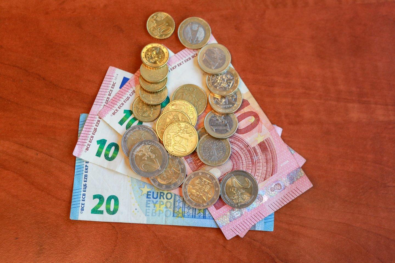 Tikimasi, 2024 metais vidutinė pensija sieks 534 eurus, vidutinė pensija turint būtinąjį stažą sieks 565,7 euro.<br>G.Bitvinsko nuotr.