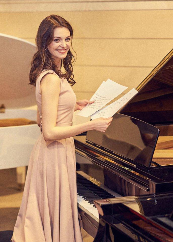 Profesionalios pianistės karjerą Gerūta iškeitė į žurnalistiką.<br>Nuotr. iš asmeninio archyvo