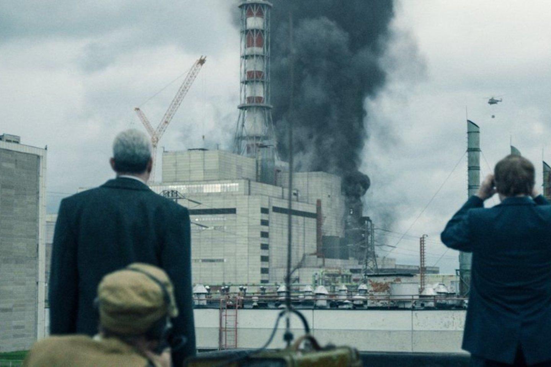 """Serialas """"Černobylis"""".<br>Filmo kadras."""