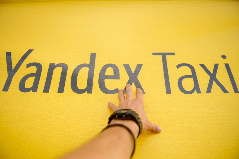 """Sandoriai bus užbaigti iki metų pabaigos, pranešė bendrovė """"Yandex"""".<br>J.Stacevičiaus nuotr."""